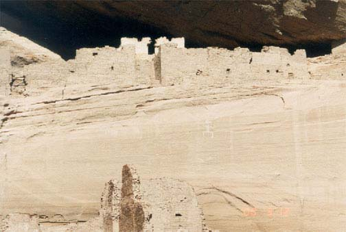 Whitehouse Ruins in Canyon de Chelly